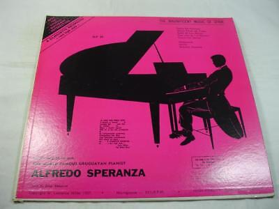 Larry Miller Presents Alfredo Speranza - The Magnificent Music Of Spain - Mono