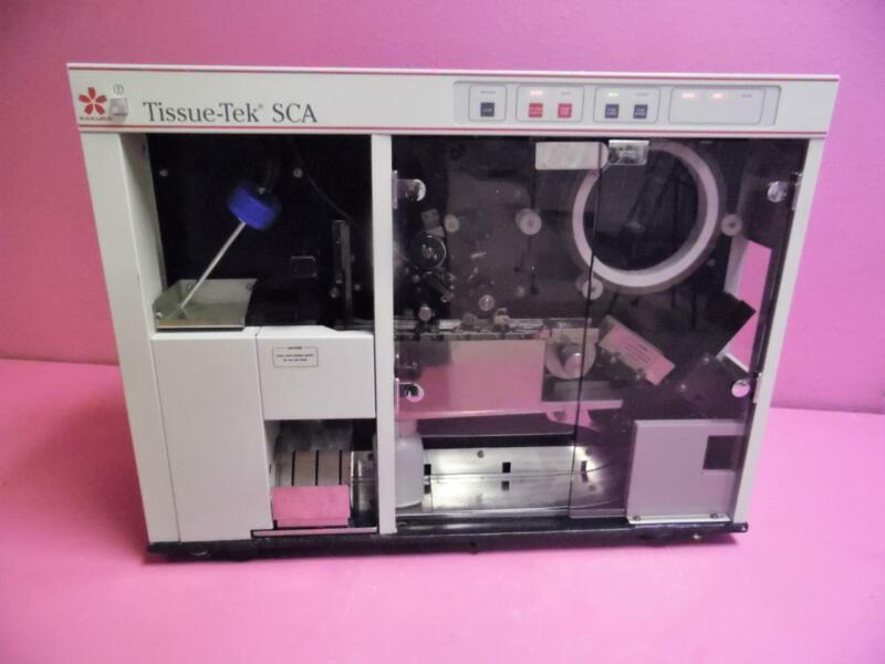 Sakura Tissue-Tek 4764 SCA Diagnostic LAB Automated Slide Film Cover Slipper