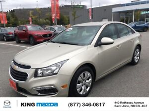 2016 Chevrolet Cruze Limited 1LT New Tires..Auto..Air..Turbo...