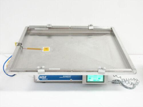 WAVE BIOREACTOR BASE 20/50EHT 28941349 28942143 50L PLATE - NO CO2 MIXER NO LID
