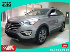 2016 Hyundai Santa Fe XL XL 7 PLACES * V-6 3.3L * AWD * DEMARREU