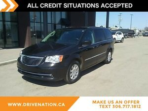 2014 Chrysler Town & Country Touring DVD-Audio, Remote keyles...