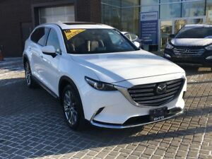 2018 Mazda CX-9 Signature CPO SIGNATURE AWD! ONE OWNER!