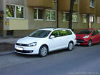 VW Golf VI (1K) 1.6 TDI Variant Test
