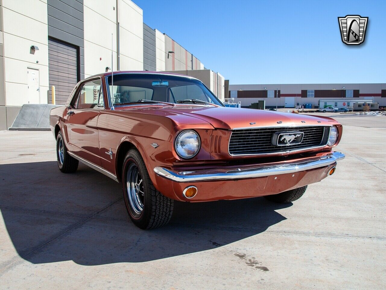 Ford Mustang 1966 photo 8