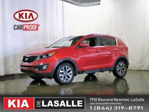 2014 Kia Sportage EX // Camera // Bluetooth // Sieges chauffants