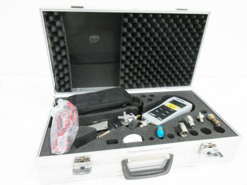 JOFRA CPC 30 PSI CPC030CINDG & T-730 PUMP PRESSURE CALIBRATOR CPC030C ~ AMETEK