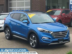 2017 Hyundai Tucson SE CERTIFIED PRE-OWNED! ONE OWNER! SE, AWD!