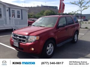 2009 Ford Escape XLT ONE OWNER..ALL WHEEL DRIVE..MVI APR 2019..H