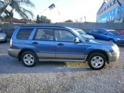 2007 SUBARU FORESTER X LUXURY AWD LEATHER SUNROOF $8,999 Hampstead Gardens Port Adelaide Area Preview