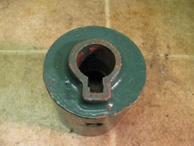 International Harvester 956t Hit Miss Gas Engine Flat Belt Pulley Ihc Mogul