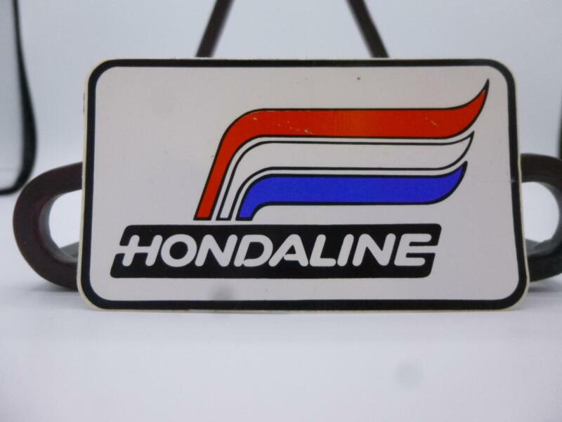 Hondaline accessory Sticker Decal Vintage Motorcycle Honda old wing style 70s NM