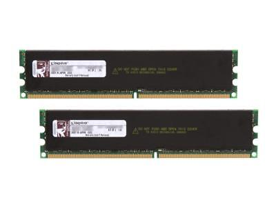 Kingston 16GB (2 x 8GB) 240-Pin DDR2 SDRAM System Specific Memory