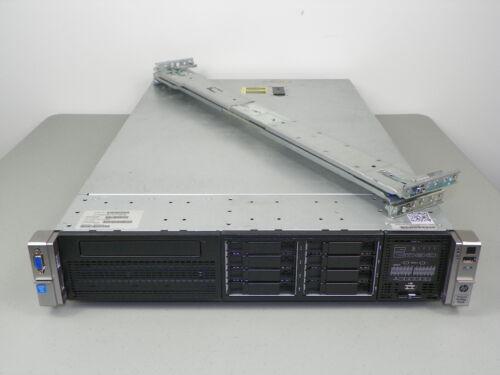 Hp Proliant Dl380p Gen8 G8 2x 2.7ghz E5-2680 8-core 256gb 2x 300gb Server