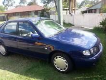 1999 Toyota Corolla Hatchback Acacia Ridge Brisbane South West Preview