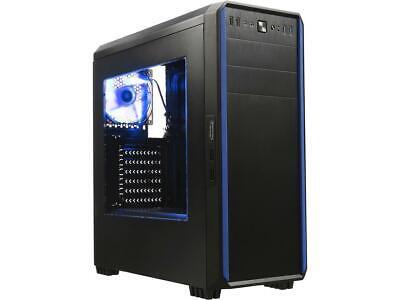 Gaming Computer Ryzen PC 8GB Desktop Tower System 120GB SSD DVD 1TB HDD WIFI New