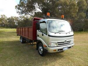 Hino 916 - 300 Series Tipper South Guildford Swan Area Preview