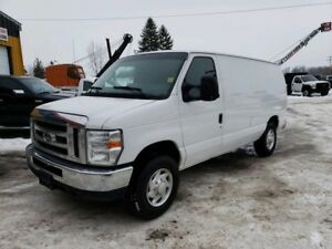 2012 Ford E-350 Super Duty Commercial
