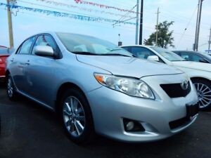 2010 Toyota Corolla LE | AUTOMATIC | POWER GROUP | ONE ONWER