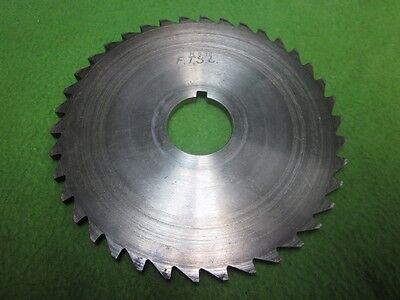 Metal Slitting Saw Milling Cutter 38t 4-12 X 316 X 1