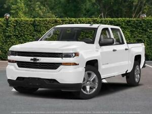 2018 Chevrolet Silverado 1500 Custom - Bluetooth, Backup Camera,