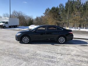 2015 Toyota CAMRY XLE FWD
