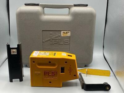Pls5 Laser Level- For Parts Only.