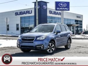 2018 Subaru Forester TOURING PACKAGE WE HAVE TWO 2018 FORESTERS