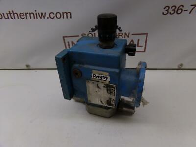American Lewa C036s1 Hydraulic Diaphragm Metering Pump