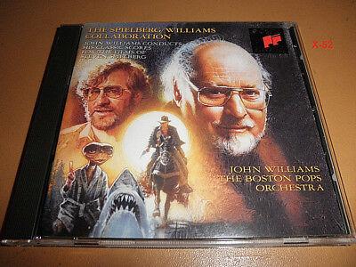 JOHN WILLIAMS SPIELBERG Music CD Indy 1941 Close Encounters RAIDERS Empire O Sun - $12.99