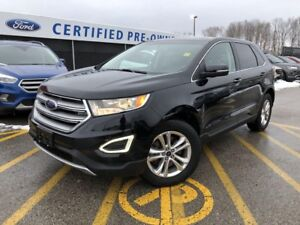 2016 Ford Edge SEL BLUETOOTH|SUNROOF|HEATED SEATS|REMOTE START