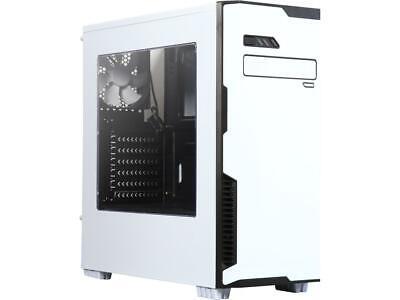 Custom Built Gaming PC AMD Ryzen 5 2400G Desktop Tower Computer SSD 1TB 16GB DVD