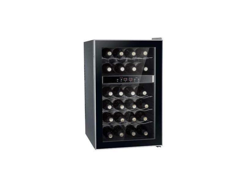 SPT 24-Bottle Wine Cooler Black WC-2462M