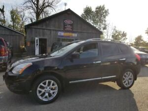 2012 Nissan Rogue SV, AWD, CLOTH, SUNROOF