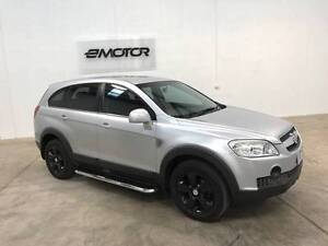 2008 Holden Captiva 4WD Diesel - Inc RWC, Rego & 1 Year Warranty Williamstown North Hobsons Bay Area Preview