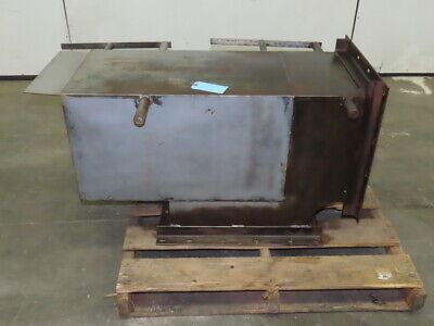 20 X 20 Square Duct Steel Hvac Blower Bypass Diverter Damper