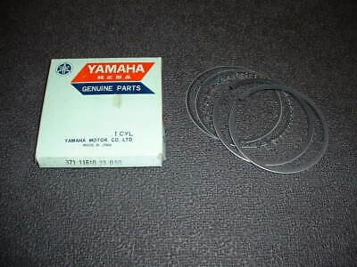 NOS Yamaha XS500 / TX500 Piston Rings,  371-11610-23,  2nd Oversize