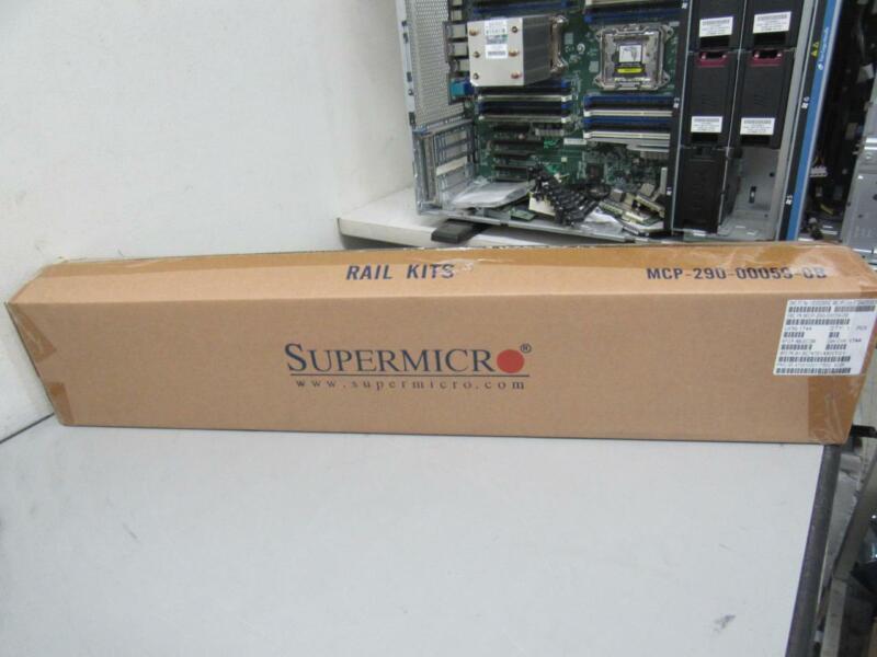 NEW Supermicro 4U-5U Server Rail Kit (MCP-290-00059-0B)