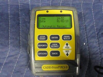 Cadd-prizm Pcs Ii Model 6101 Ambulatory Infusion Pump