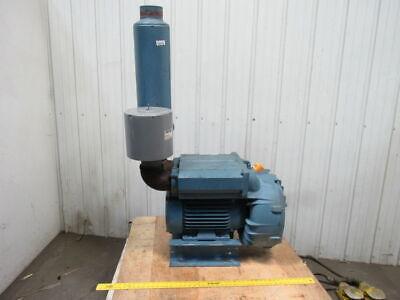 Ametek 551635 20hp 3525rpm Regenerative Blower 208-230460v 3ph 4npt Ports