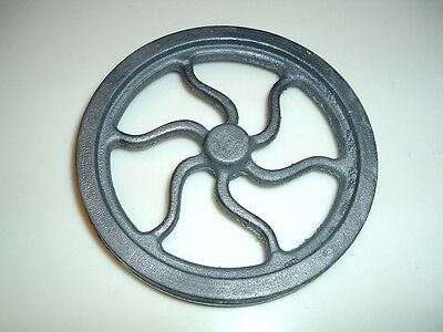 Cast Iron Model Hit Miss Gas Engine Live Steam Hot Air Flywheel Casting 4-34