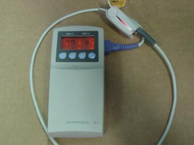 Nellcor Npb-40 Handheld Portable Hand Held Spo2 Puls Ox Patient Monitor