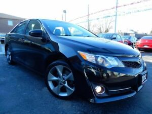 2012 Toyota Camry SE V6 | NAVIGATION | FULLY LOADED | ONE OWNER