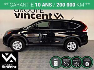 2012 Honda CR-V LX **AWD/ BLUETOOTH**