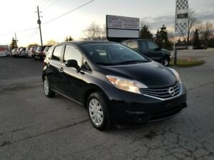 2014 Nissan Versa Note SV ONLY 73KM INQUIRE NOW!!!