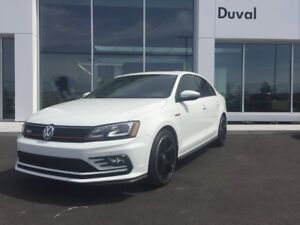 2017 Volkswagen BERLINE JETTA GLI AUTOBAHN NAVI SUNROOF LEATHER