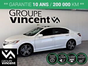 2016 Honda Accord Touring ** GARANTIE 10 ANS **