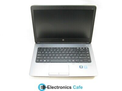 """HP ProBook 640 G1 14"""" Laptop 2.9GHz Core i7 4th Gen 4GB RAM (Grade C) segunda mano  Embacar hacia Mexico"""