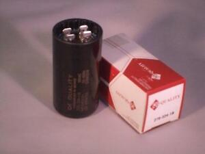 New 270 324 mfd 110 125 vac electric motor start capacitor for Motor start capacitors for sale