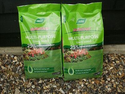 WESTLAND SURESTART GRASS LAWN SEED MULTI PURPOSE FOR 240 SQUARE METRES